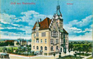 Rathaus-Niederdsedlitz-historisch